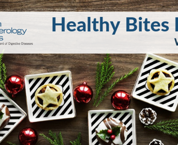 Holiday Healthy Bites 2018
